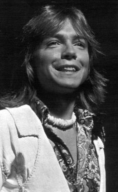 Partridge Family, David Cassidy, Beautiful Soul, American Actors, Shades Of Grey, Sexy Men, Singer, Portrait, Face