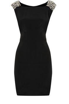 Little black dress, capped sleeve dress, short black dress, holiday party dress, New Years Eve dress
