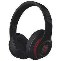 Beats by Dr. Dre - Beats Studio Over-Ear Noise Cancelling Headphones - Black Beats Studio Headphones, Best In Ear Headphones, Wireless Noise Cancelling Headphones, White Headphones, Gaming Headphones, Sports Headphones, Best Gaming Headset, Wireless Bluetooth, Tecnologia