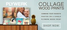 Wood Printing, Prints on Wood and Photo Wood Printing | Plywerk
