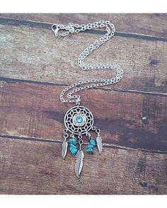 Gunpowder Woman | Women's Bullet Dream Catcher Necklace | Country Outfitter