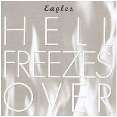 Eagles Reunion Tour - probably the second best live band I've ever seen. They sound exactly like they do on their albums.
