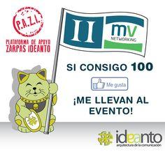 Zarpas se maniefiesta para asisitir a Málaga Valley Network Meeting.