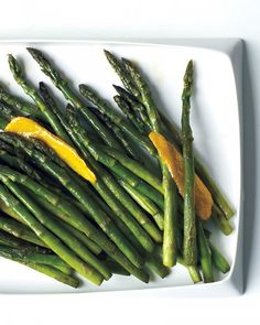 Sauteed Asparagus with Lemon Recipe