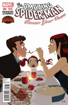 The Amazing Spider-Man: Renew Your Vows - #1 Newbury Comics Variant Cover - Exclusive!
