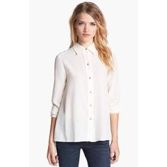MARC BY MARC JACOBS 'ALEX' SILK TOP