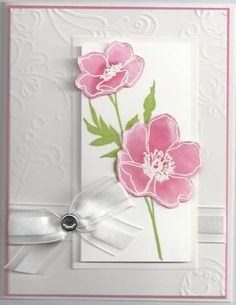 Fabulous Florets by Diane Vander Galien - Cards and Paper Crafts at Splitcoaststampers