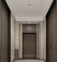Corridor Design, Hall Design, Elevator Design, Elevator Lobby, Lift Design, Sales Office, Lobbies, Model Homes, Lights