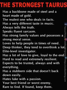 zodiac signs taurus - this si soo me Astrology Taurus, Zodiac Signs Taurus, My Zodiac Sign, Astrology Signs, Horoscope Capricorn, Capricorn Facts, Taurus Quotes, Zodiac Quotes, Zodiac Facts