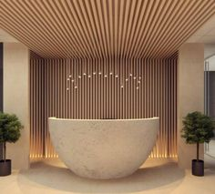 Image result for timber batten cladding interior