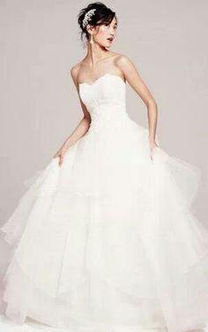 8273e37a12a Gorgeous wedding dress Check out the website