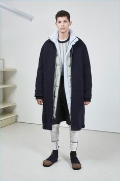 3.1 Phillip Lim | Fall 2018 | Men's Collection | Lookbook