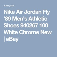 Nike Air Jordan Fly 89 Mens Athletic Shoes 940267 100 White Chrome New Victorias Secret Models, Victoria Secret, Feminine Style, Feminine Fashion, Ebay Sale, Stylish Outfits, Work Outfits, Nike Free Runners, Model Street Style