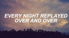 over and over // 5sos