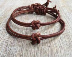 Pulsera simple dos pulseras su pulsera joyería de por Fanfarria