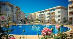 Bulgarienhus Nessebar Fort Club Apartments Sunny Beach Bulgarienhus Nessebar Fort Club Apartments offers pet-friendly accommodation in Sunny Beach, 200 metres from Action AquaPark and 3 km from Cacao Beach. Bulgarienhus Nessebar Fort Club Apartments boasts views of the pool and is 900 metres from Kuban.