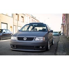 ilikemaarkdaily's photo on Instagram vw polo 6n2