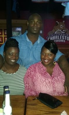 Angels with Rell's Bestie... #family
