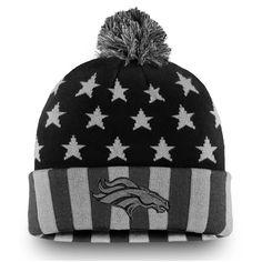 376e3411d Men's Detroit Lions New Era Gray/Blue Triblock Cuffed Knit Hat with ...