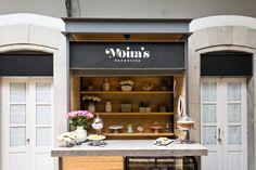 Moira's Bakehouse. Branding: behance.net/grrdgscn