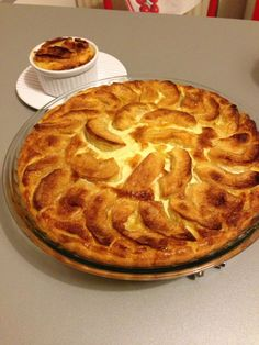 Desserts With Biscuits, Pizza Bake, Fruit Tart, Cheesecakes, Apple Pie, Coco, Food And Drink, Sweets, Cooking
