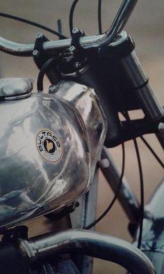 Bultaco #motorcycles #scrambler #motos | caferacerpasion.com