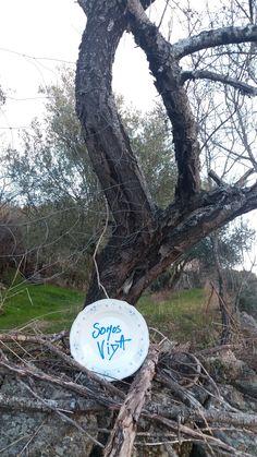 El plato de cerámica del viejo baúl... (2)