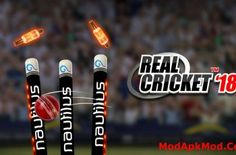 Real Cricket 18 Mod Apk (Unlimited Money) Free On Android - ModApkMod Cricket Games, Cricket Sport, Ms, Android, Money, Free, Cricket, Silver