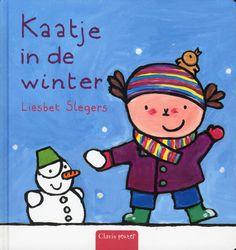 Winter - Boeken/versjes. Kaatje in de winter