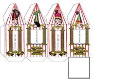 Harry Potter Paraphernalia: Bertie Bott's Every Flavour Beans Box Template  Table favours