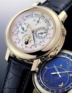 세계에서 제일 비싼 시계.Philip