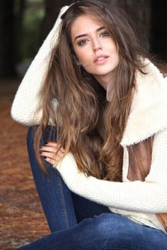 Wow Clara-Alonso Is a Beautiful Lady. Clara Alonso, Beautiful Models, Beautiful Eyes, Most Beautiful Women, Adrienne Ames, Look Vintage, Look Chic, Pretty Face, Lady