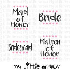 A personal favorite from my Etsy shop https://www.etsy.com/listing/463678823/wedding-set-svg-dxf-eps-png-files-for