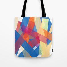 Art tote canvas tote bag 13 x 13 inch tote bag by TulipeStudio