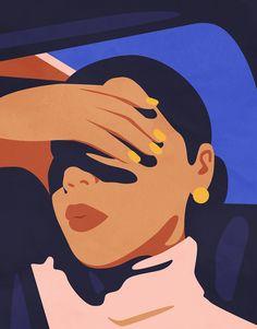 illustration art design * illustration art ` illustration art drawing ` illustration art vintage ` illustration art girl ` illustration art watercolor ` illustration art black and white ` illustration art wallpaper ` illustration art design Cute Canvas Paintings, Small Canvas Art, Mini Canvas Art, Easy Canvas Art, Pop Art Drawing, Painting & Drawing, Art Drawings, Guache, People Illustration