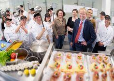 Kulinarium: soziale Küche und Café in Salzburg- A-List