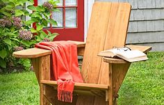 12 Ways To Add Outdoor Seating - Create a perch—or several—for admiring your landscaping handiwork Outside Seating, Outdoor Seating, Outdoor Rooms, Outdoor Chairs, Outdoor Furniture, Outdoor Decor, Diy Picnic Table, Make A Table, Backyard Sitting Areas