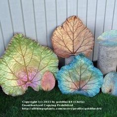 Here's a step by  step article explaining how to make beautiful garden elements using QuikWall.