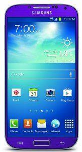 Samsung Galaxy S4, Purple (Sprint) - http://www.mobiledesert.com/cell-phones-mp3-players/samsung-galaxy-s4-purple-sprint-com/