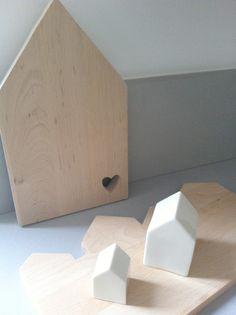 Petites maisons blanches Le Petit Atelier de Paris