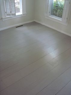 wide plank plywood flooring how to ~ Home Design Ideas so here Wide Plank Flooring, Diy Flooring, Kitchen Flooring, Inexpensive Flooring, Wood Planks, Cheap Flooring Options, Basement Flooring, Farmhouse Flooring, Bedroom Flooring