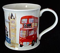 Dundoon Mugs by Emma Ball