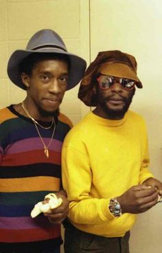Glenn Goins + George Clinton