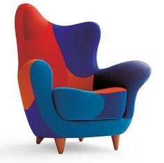 sch n bunter sessel deutsche deko pinterest sessel. Black Bedroom Furniture Sets. Home Design Ideas