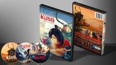 Kubo - E As Cordas Mágicas - Capa | VITRINE - Galeria De Capas - Designer Covers Custom | Capas & Labels Customizados