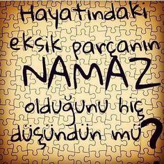Namaz! Real Love, Alhamdulillah, Islamic Quotes, Book Quotes, Allah, Words, Iman, True Love, God