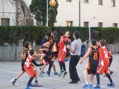 Gran partit entre els nostres de 6è i un dels millors pre-infantils de la competició, el @cblaselva