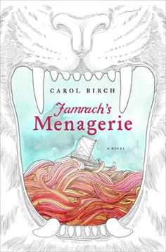 Jamrach's Menagerie • Cover design by Emily Mahon