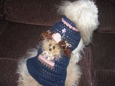 Love this sweater...it's so cute! - DianaDesignsNY at etsy