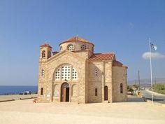 Agios Georgios Church, Cape Drepanon